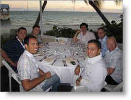 Key-West-dinner