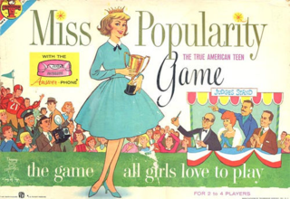 """Miss Popularity"" Game"